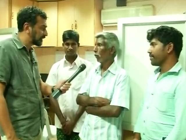 Video : Exclusive: 'Was Abducted By Police, Thrown Into Back of a Truck,' Chittoor Killings Witness Tells NDTV