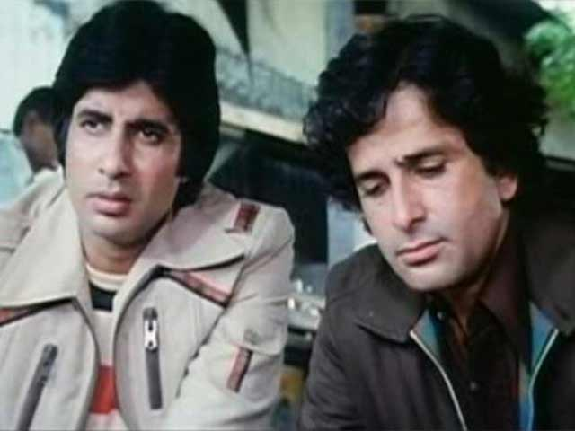 Video : Amitabh Bachchan's Tribute to Shashi Kapoor
