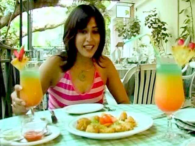 Video : Bizarre Foods: Predator on Platter in Mauritius