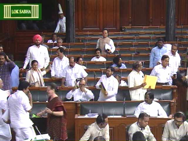 Video : Row Over GST: Key Reform Measure in Trouble as Opposition Protests in Parliament