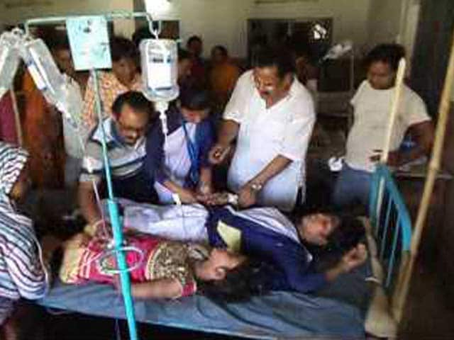Video : 40 Children Injured in West Bengal School After Earthquake