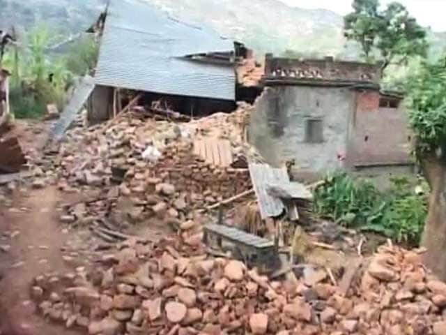 Video : Nepal Earthquake: Entire Villages Destroyed in Remote Parts