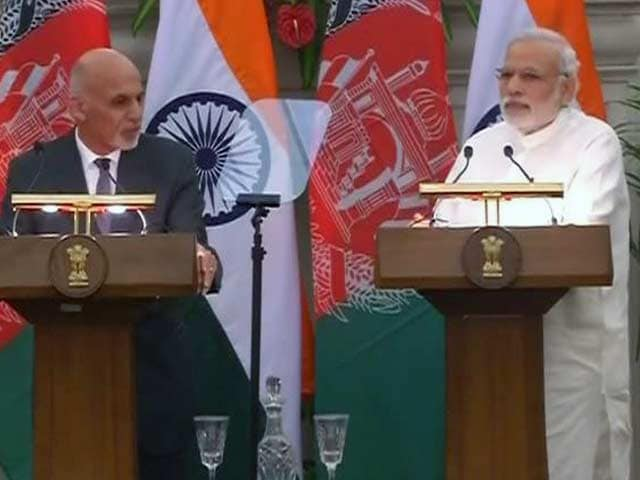 Video : 'India Will Walk Shoulder to Shoulder With You', PM Modi's Message to Afghanistan