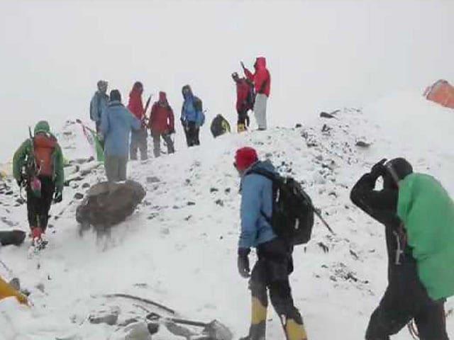 Video : NDTV एक्सक्लूसिव : जब एवरेस्ट बेस कैंप पर आई तबाही