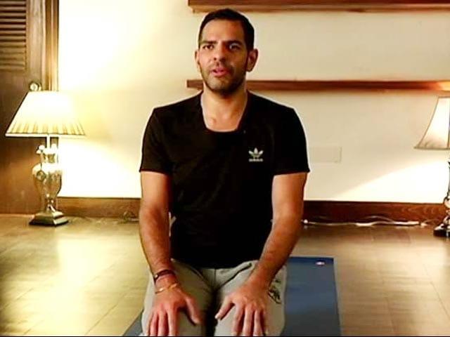 Video : Sunjay Kapur Joins #MyFit100Days Challenge
