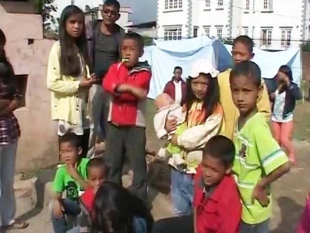 Video : Just Outside Kathmandu, 70 Orphans Wait for Shelter