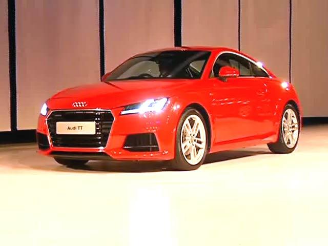 Video : Audi ने नई TT coupe लॉन्च करके बाज़ार में पैदा की हलचल