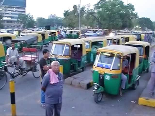 Video : Nationwide Strike Against New Road Transport Bill Begins