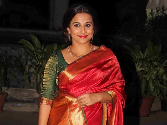 Video : Vidya Balan is a Proud Mumbaikar