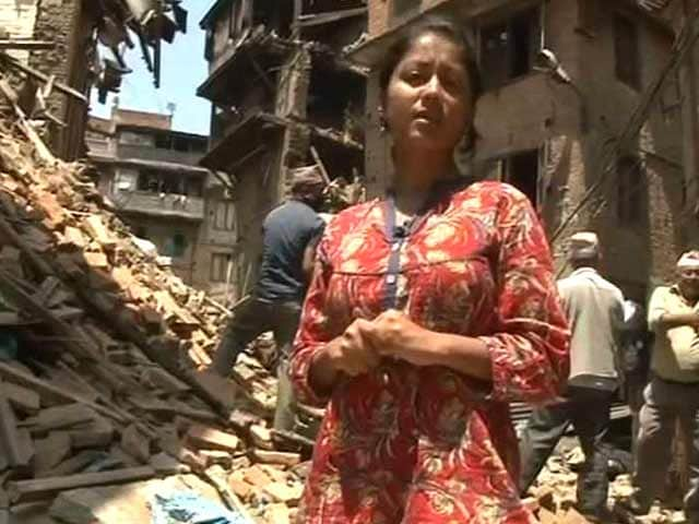 Video : Reporter's Nepal Diary: 7 Days of Covering a Story of Loss