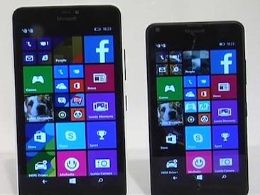 Microsoft लेकर आया दो बजट स्मार्टफोन