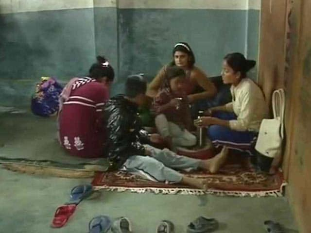 Video : Nepal Earthquake: It Was a School, Now a Shelter for Many