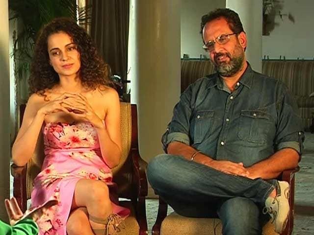 Video : Kangana on 'Pressure of Being Kangana', National Award Win