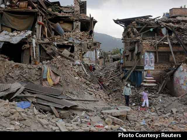 Video : Nepal Earthquake Deaths Cross 7,000; Fresh Aftershocks Felt