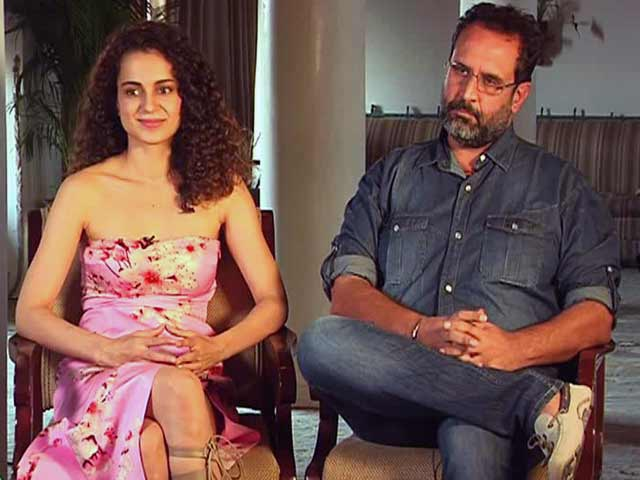 Video : The Vamp Has Become Bollywood's Heroine: Kangana to NDTV