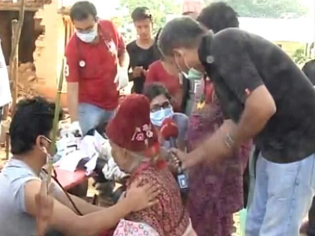 Videos : भूकंप से प्रभावित नेपाल-चीन सीमा के पास के गांवों को अब भी राहत का इंतजार