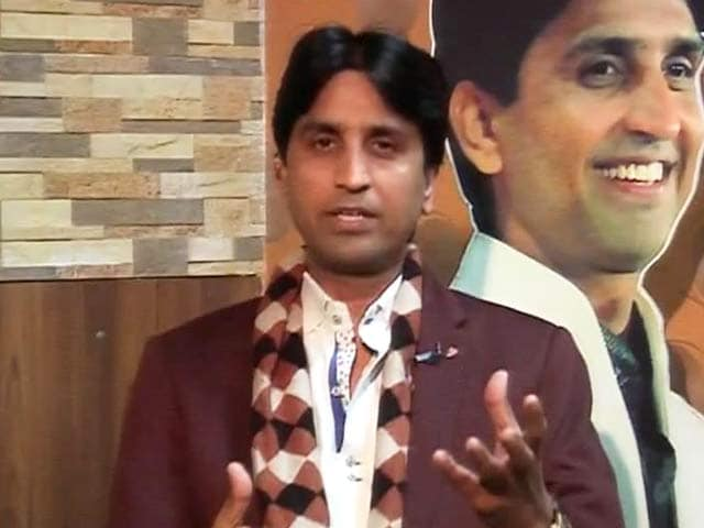 Video : Women's Panel Sends Notice to AAP Leader Kumar Vishwas