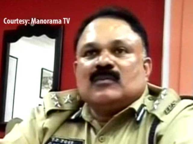 Video : Top Police Officer Allegedly Caught Cheating in Law Exam in Kerala