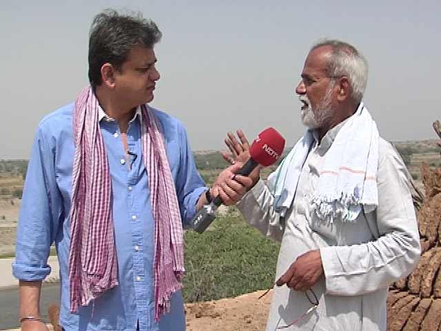 Video : न्यूज़ प्वाइंट : सीएम अखिलेश के इलाके में किसानों का हाल