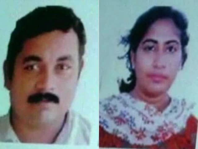 Video : Kerala's Most-Wanted Naxal, a Law Graduate, Arrested With Wife