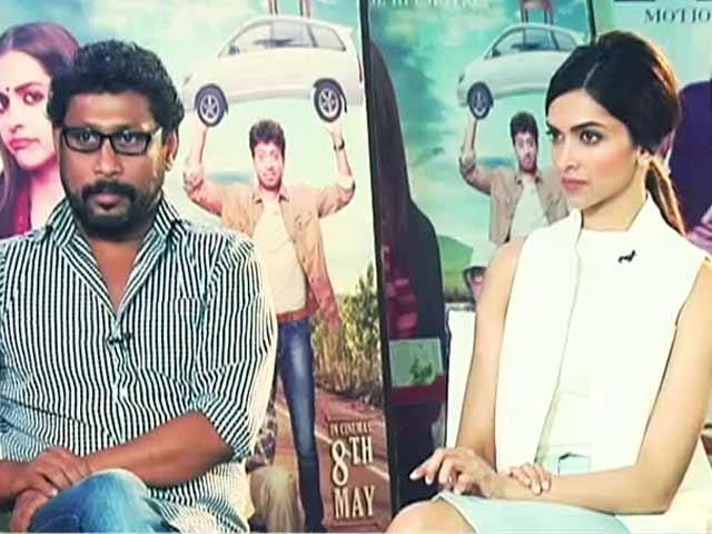 Video : 'पीकू' ने एनडीटीवी से कहा, एक सीन सुनकर ही फिल्म के लिए हां कर दी