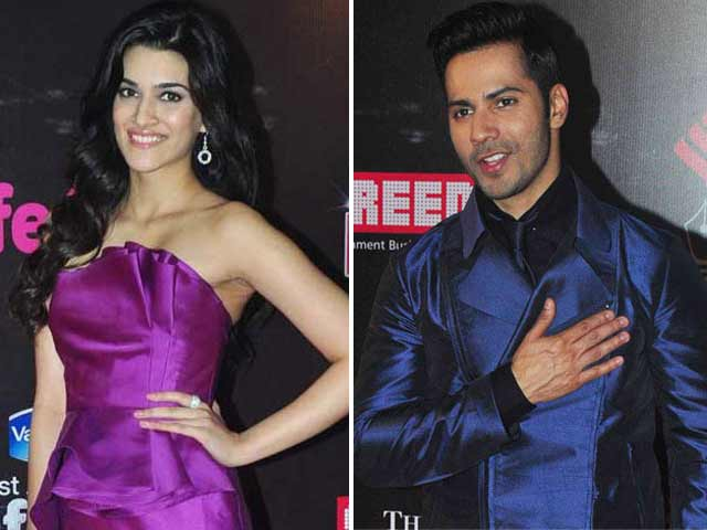 Video : Varun Dhawan, Kriti Sanon in Ekta Kapoor's Next?