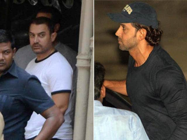 Salman's Celebrity Friends Visit Khan Residence