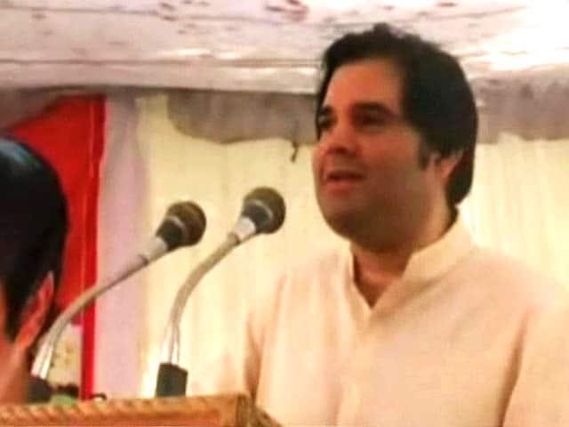 Video : किसानों के मुद्दे पर भाई वरुण के निशाने पर राहुल