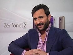 Saif Ali Khan in the Zen Mode