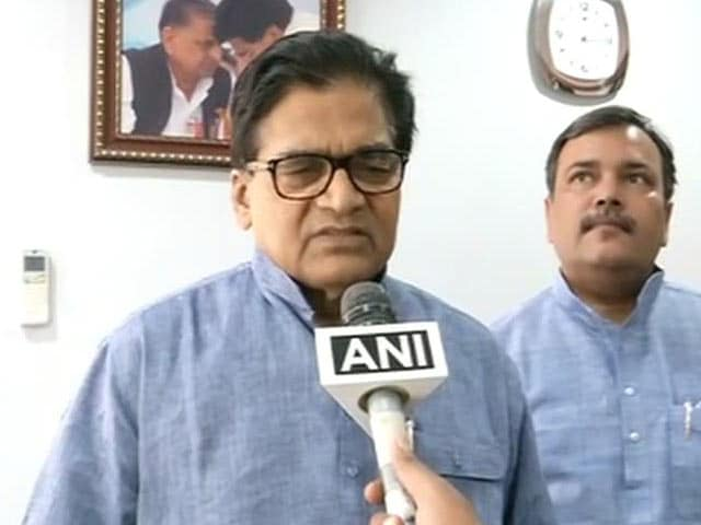 Video : Janata Parivar Merger Not Possible Before Bihar Elections: Samajwadi Party