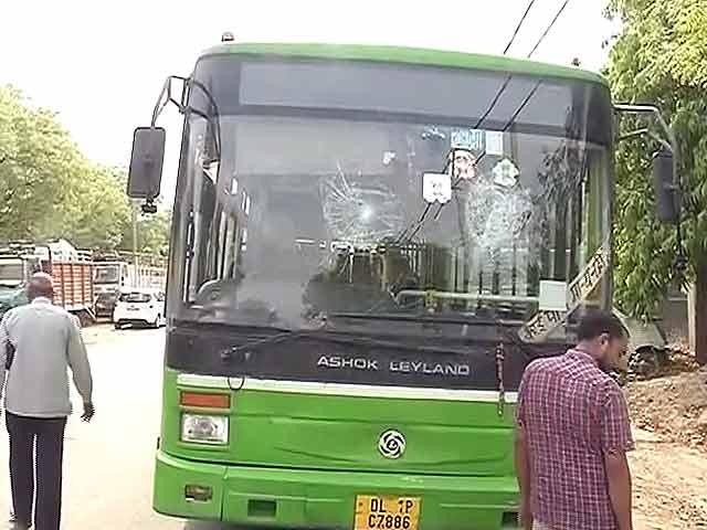Video : दिल्ली के मुंडका में DTC बस ड्राइवर की पीट-पीटकर हत्या