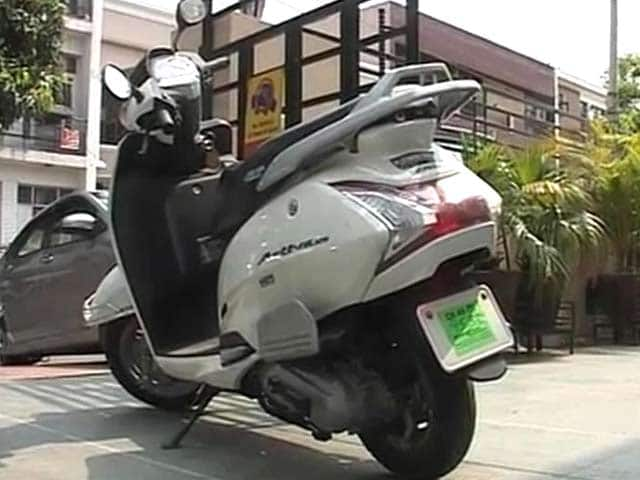 Video: In Chandigarh, Man Pays 8.1 Lakh for a VIP Number For Rs. 50,000 Scooter
