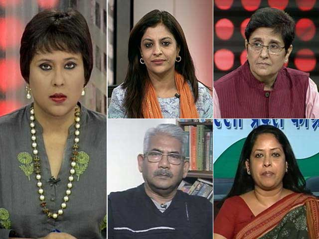 Video : #BrickOrBribe: Capital Cops Still Stuck in 'Stone' Age?