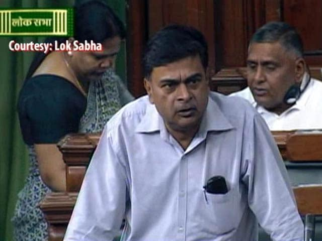 Video : BJP Parliamentarian Asks Government Not to Hold Indo-Pak Cricket Series
