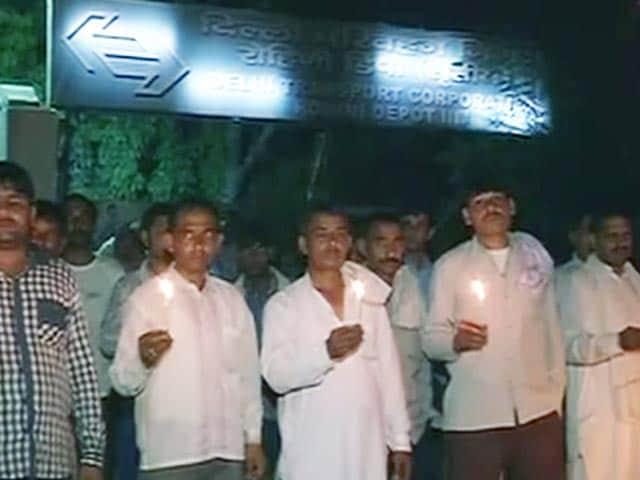 Videos : नेशनल रिपोर्टर : DTC की हड़ताल पर सख़्त दिल्ली सरकार