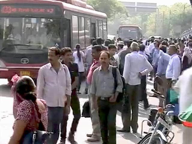 Delhi Bus Strike: Latest News, Photos, Videos on Delhi Bus