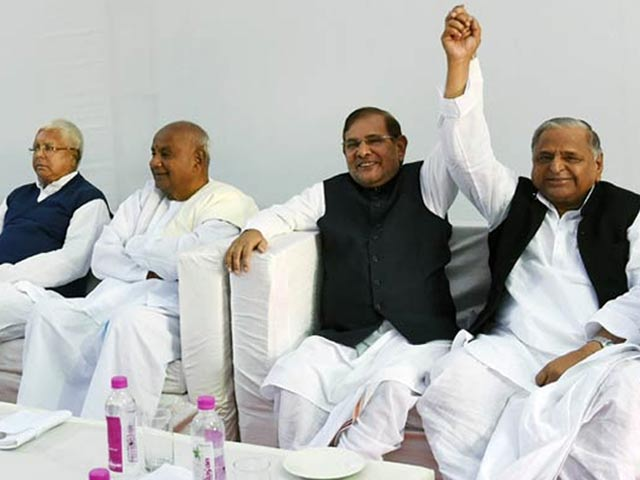 Video : Janta Parivar Merger on Track, Assure Nitish Kumar, Lalu Prasad