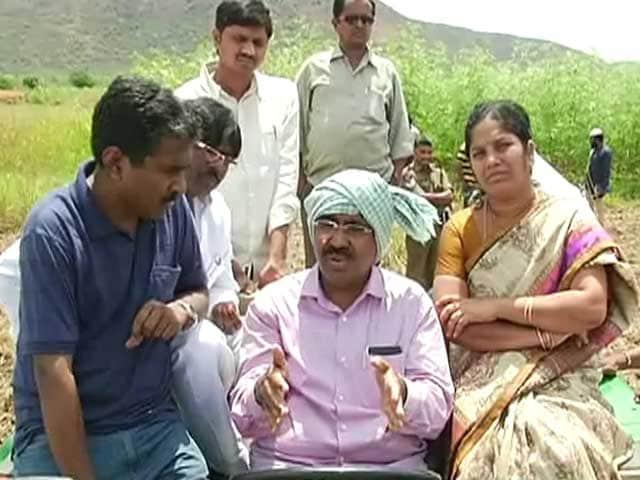 Video : आंध्र प्रदेश की नई राजधानी को लेकर फिर हुआ बवाल, कुछ किसान जमीन नहीं देने पर अड़े