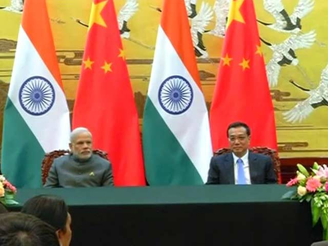Video : Prime Minister Narendra Modi Announces Electronic Visas for Chinese Tourists