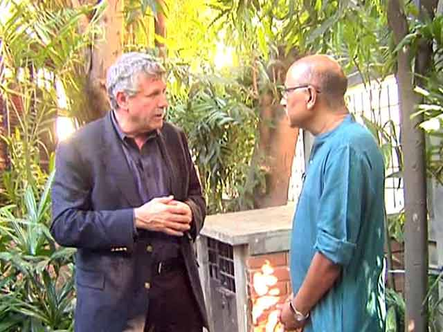 Video : Walk The Talk with Eric Lander, Professor of Biology, MIT
