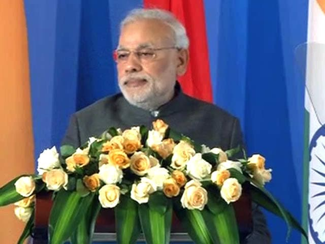 Video : 'You are the Factory of the World, We are the Back Office,' Says PM Modi in China