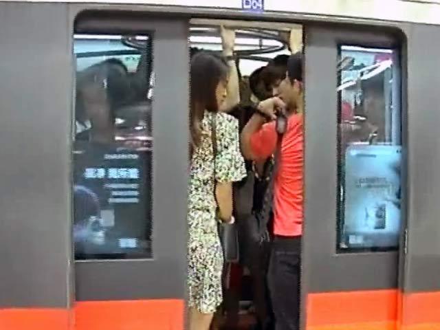 Video : देखें चीन की सार्वजनिक यातायात व्यवस्था का हाल