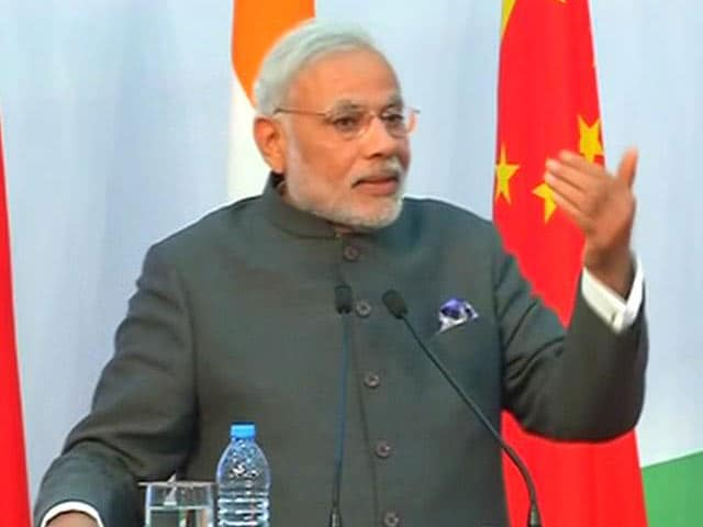 Video : 'To Open Doors of Knowledge, One Needs Great Inner Strength,' PM Modi Tells Students in China