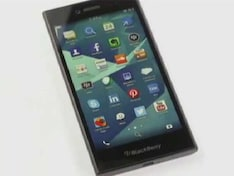 BlackBerry Takes a Leap in India