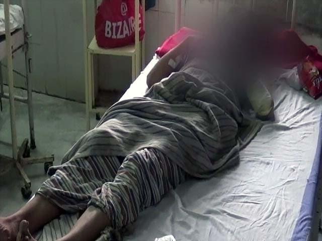 Video : मध्य प्रदेश में 22 साल की लड़की से गैंगरेप, चाकू मारकर घायल किया
