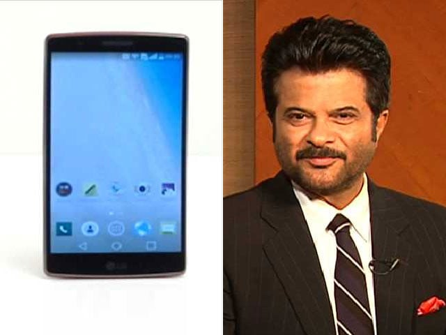 Video : LG G Flex2 and Anil Kapoor on Cell Guru