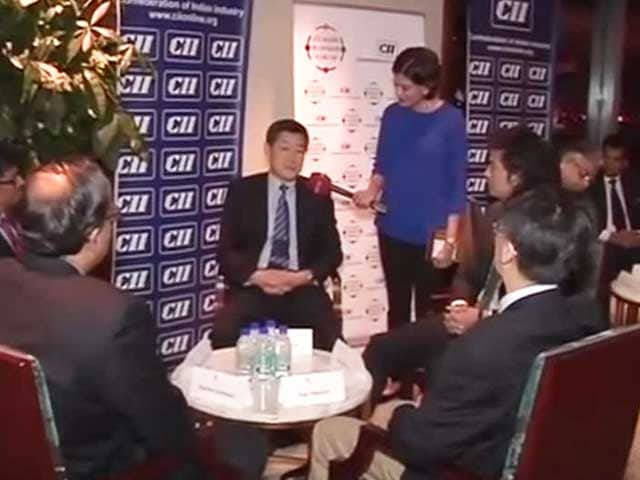 Video : PM Modi Hardsells 'Make in India' to China