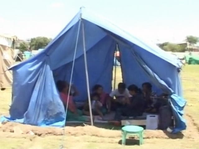 Video : Deja Vu for Nepal: As Aftershocks Continue, People Return to Camps