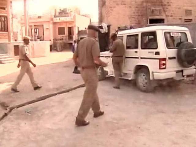 Video : Land Dispute Turns into Caste Violence in Rajasthan's Nagaur; 4 Dead, 13 Injured