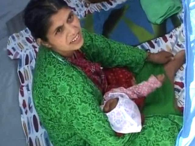 Video : Nepal Earthquake: Born Amidst Disaster, These Babies Are a Far Cry From a Normal Childhood